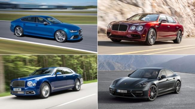 تعرف على أسرع 10 سيارات سيدان في العالم