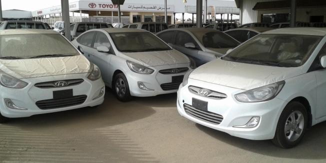 هبوط مبيعات السيارات المستوردة المستعملة بنسبة 60% في السعودية