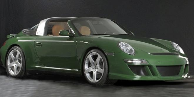 911 SC Targa الكهربائية