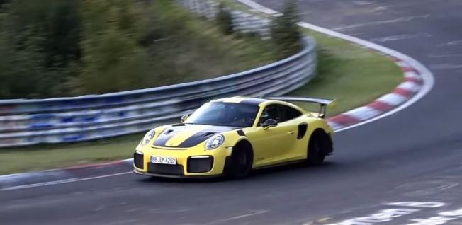 هل أصبحت بورش 911 GT2 RS أسرع سيارة على نوربرجرنج؟