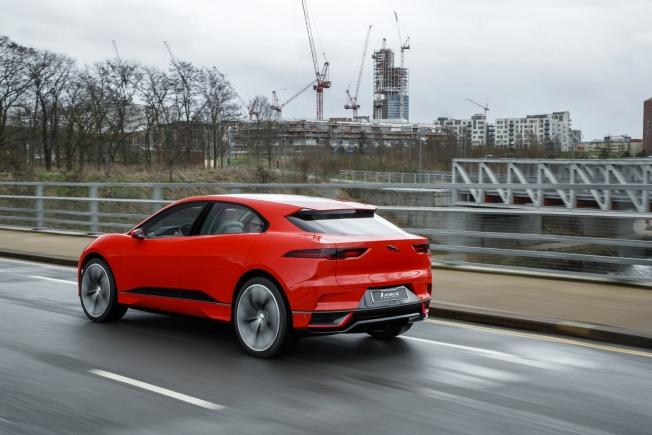 جاكوار ستستخدم قاعدة عجلات I-Pace لإنشاء سيارات كهربائية جديدة