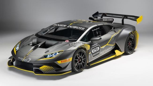 لامبورغيني تطلق هوراكان Super Trofeo Evo المخصصة للحلبات