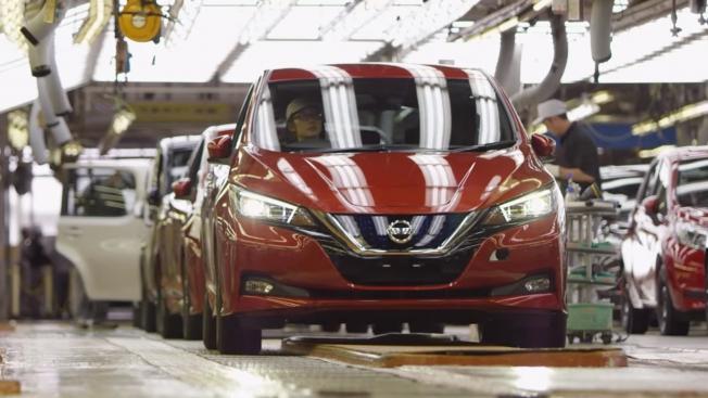 نيسان تحتفل بإنتاجها 150 مليون سيارة عالمياً