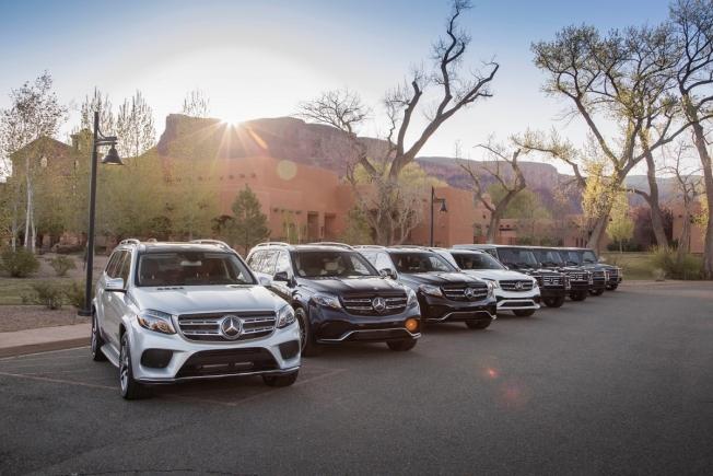 التجارة تستدعي 600+ SUV مرسيدس لخلل في نظام التوجيه