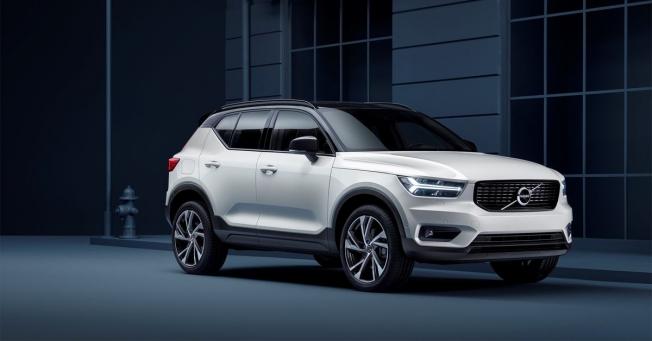 السيارة المشتركة الأولى بين فولفو و Lync & Co قادمة في 2018