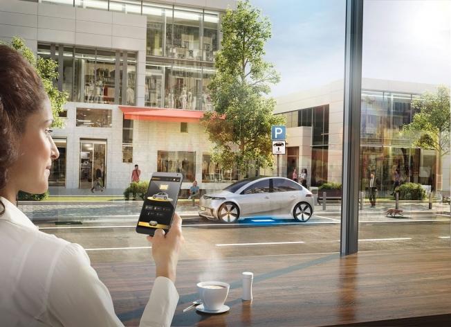 كونتينينتال ستكشف عن تقنيتها للشحن اللاسلكي للسيارات الكهربائية في معرض CES 2018