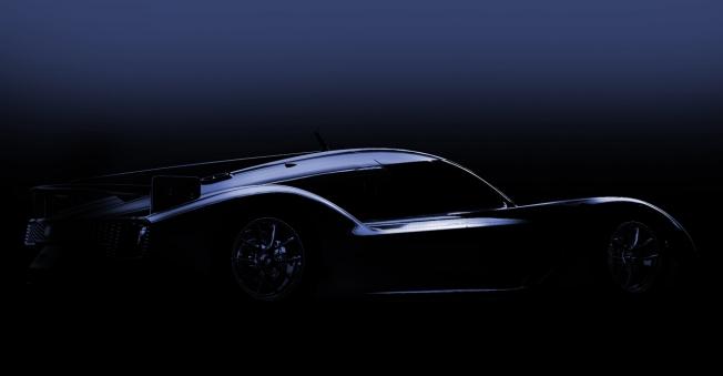 تويوتا تنشر صورة تشويقية لسيارتها الإختبارية Gazoo سوبر سبورت