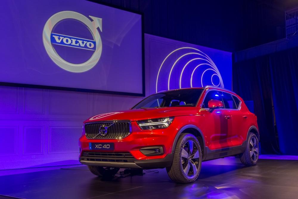 فولفو تعلن عن اطلاق سيارتها XC40 الجديدة كليا XC40-1-1000x667