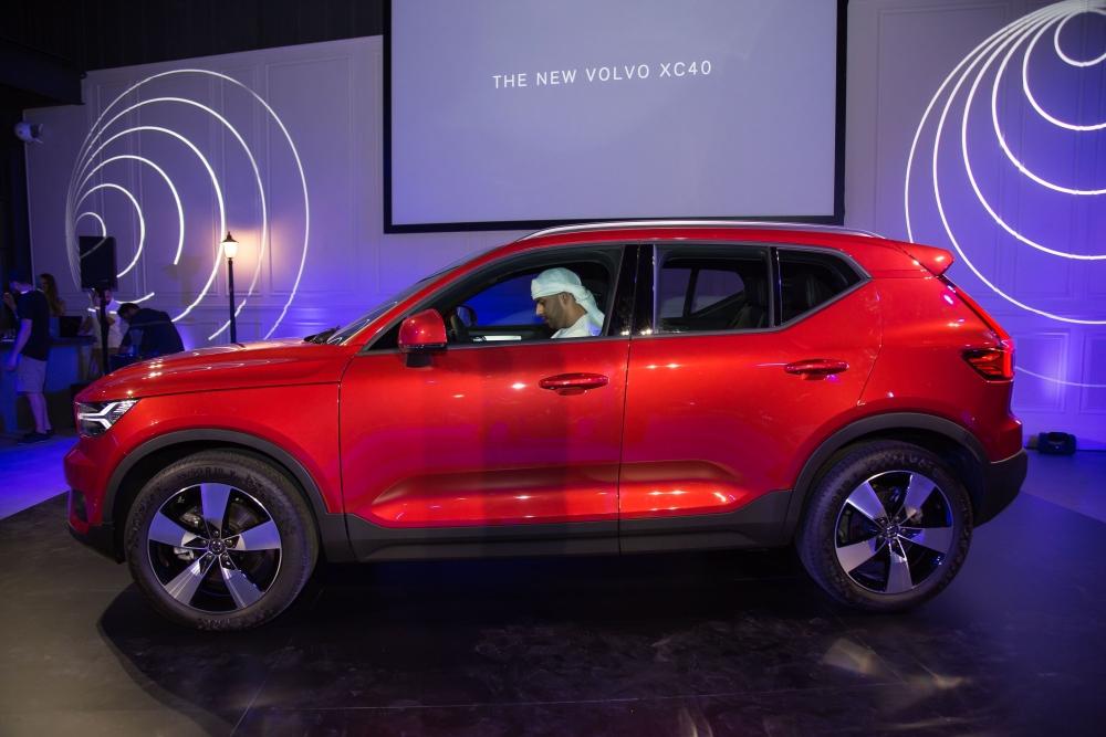 فولفو تعلن عن اطلاق سيارتها XC40 الجديدة كليا XC40-3-1000x667