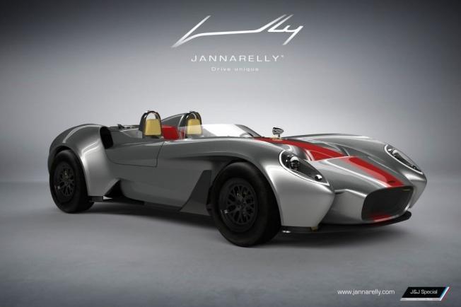 تسليم أول Jannarelly Design-1 على الإطلاق في الإمارات
