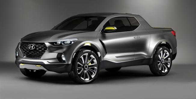 هيونداي تلمح لإطلاق أول سياراتها البيك أب في 2021