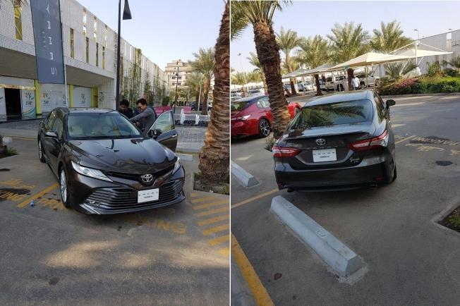 البدء في بيع تويوتا كامري 2018 الجديدة في السعودية