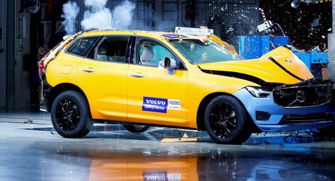 الكشف عن السيارات الأوروبية الأكثر أماناً في 2017