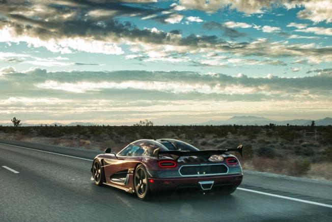 كوينجسيج تؤكد أن أجيرا RS قادرة للوصول إلى سرعة 482 كم/س