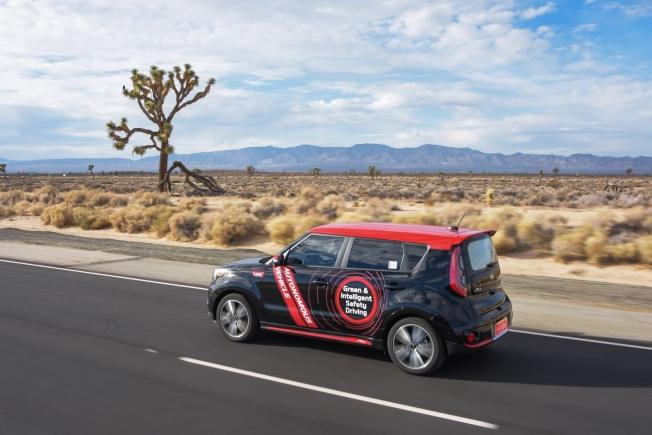 كيا ستطلق سيارتها ذاتية القيادة الأولى في 2021