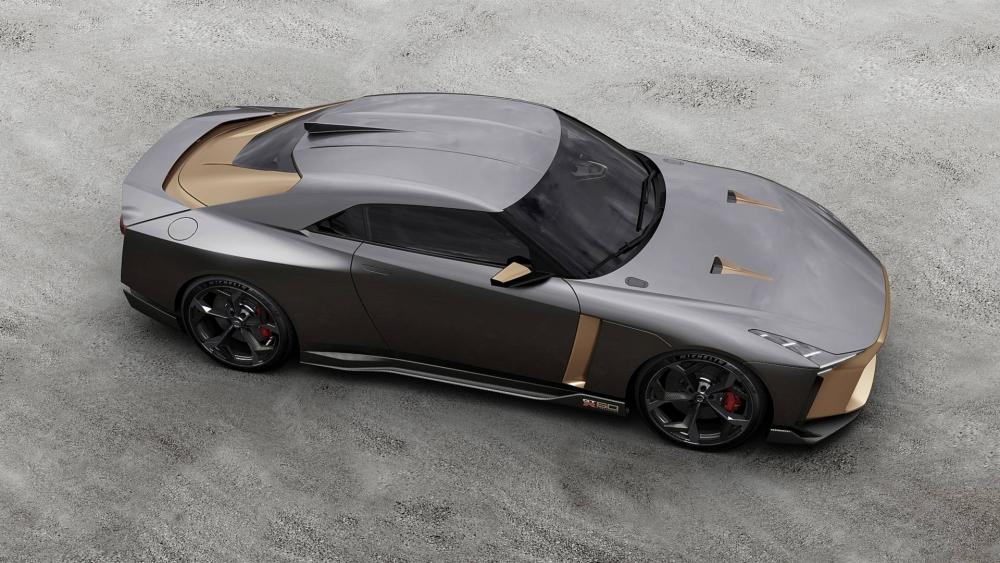 شاهد عملية تصنيع نيسان GT-R50