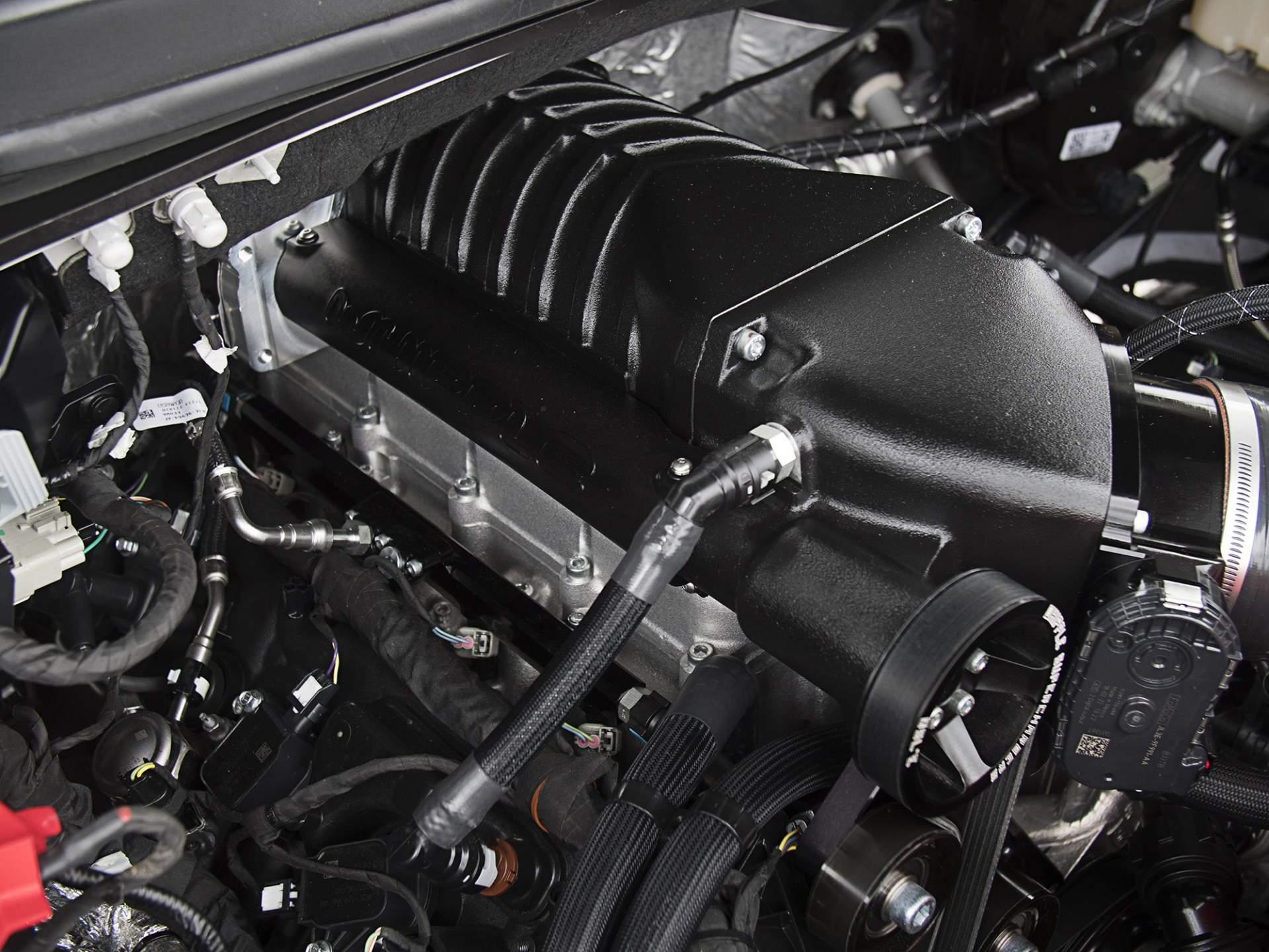 فورد f-150 رابتر تحصل محرك