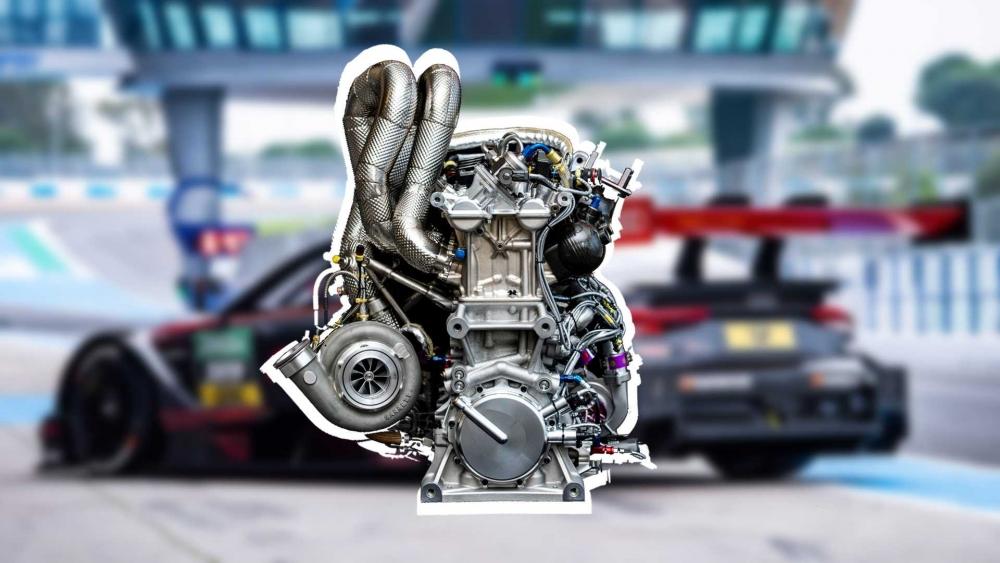 أودي تكشف عن محرك 4 سلندر جديد بقوة 610 حصان 2019-audi-rs-5-dtm-e