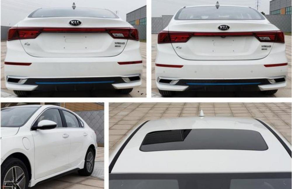 كيا تكشف عن النسخة الصينية من سيراتو الجديدة بتصميم مختلف 3702740d-kia-k3-seda