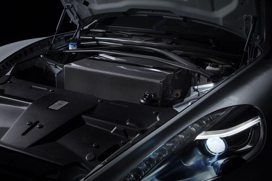 أستون مارتن تكشف عن رابيد e, أول سياراتها الكهربائية بالكامل سيارة-كهربائية-جديدة