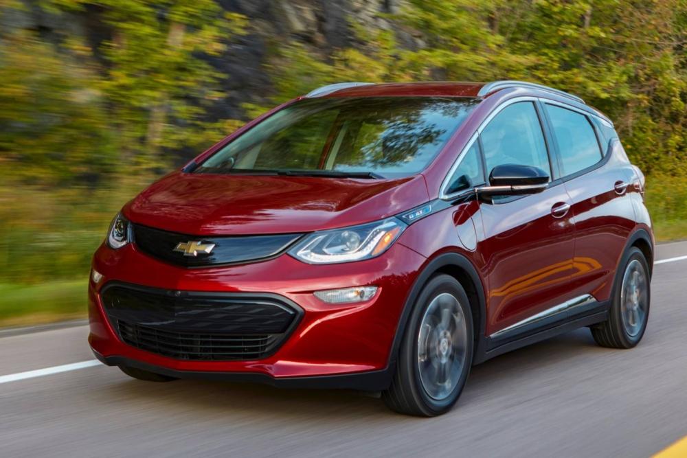 جنرال موتورز تسجل علامة تجارية لـ بولت euv 2019-Chevrolet-Bolt-