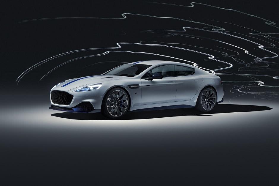 أستون مارتن تكشف عن رابيد e, أول سياراتها الكهربائية بالكامل 2020-aston-martin-ra