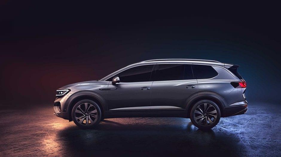 فولكس واجن تكشف عن smv الإختبارية, تلمح لأكبر سياراتها الـ suv new-Volkswagen-SMV.j