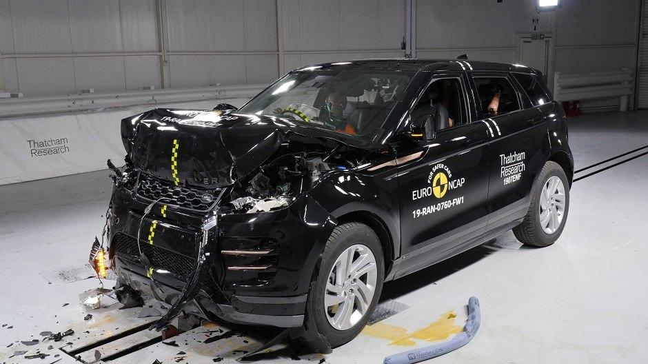 رنج روفر ايفوك 2020 تحصل على خمسة نجوم في اختبار السلامة الأوروبي range-rover-evoque.j