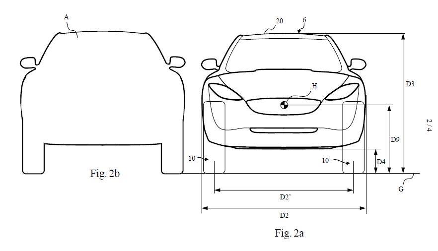 دايسون تنشر صور براءة اختراع لسيارتها الكهربائية 27ff2cbb-dyson-elect