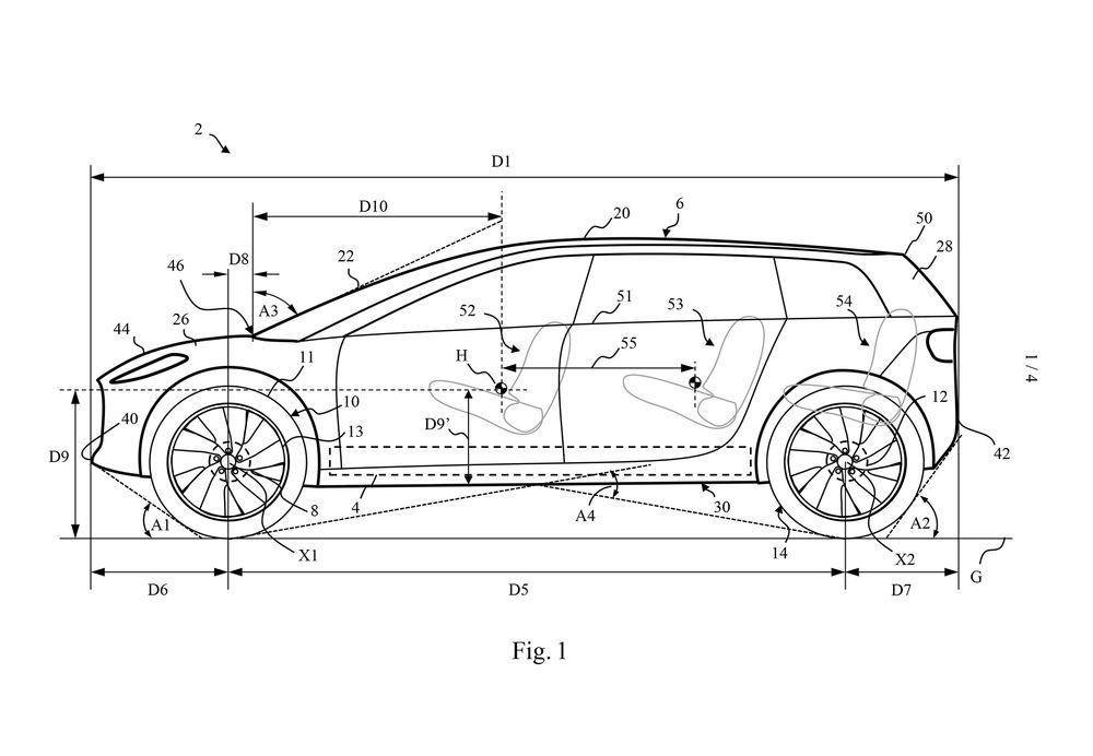 دايسون تنشر صور براءة اختراع لسيارتها الكهربائية 35c1feef-dyson-elect