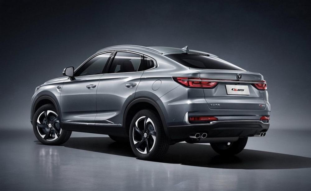 سيارة شانجان Cs85 2020