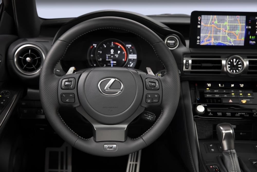 لكزس تكشف عن مواصفات سيارتها الرياضية IS 500 F Sport Performance  2022-Lexus-IS-500-F-Sport-Performance-Debut-49-1000x667