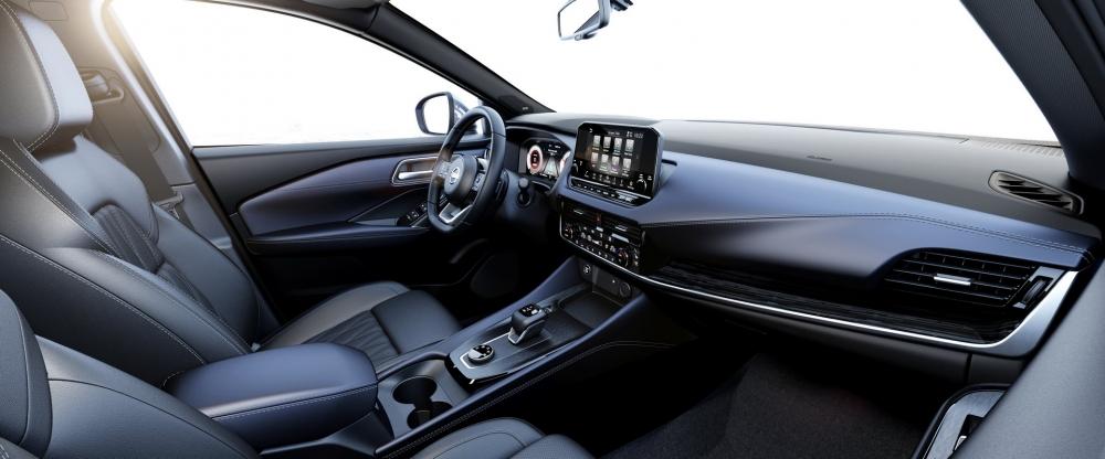 نيسان تزيح الستار عن قاشقاي 2021 الجديدة كلياً (مواصفات - صور)  2022-Nissan-Qashqai-75-1000x416