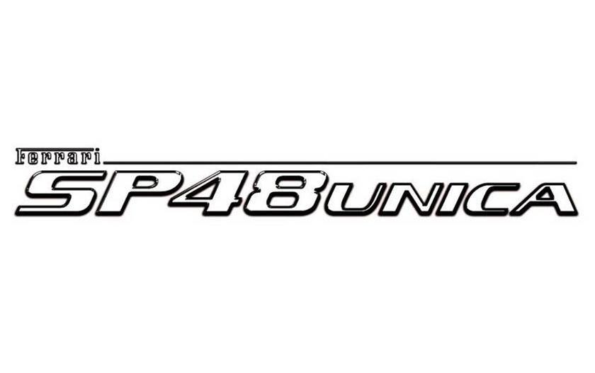 تعمل فيراري على سيارة SP48 Unica من خلال قسم المشاريع الخاصة في الشركة، والتي ستكون وفق تقرير أوروبي سيارة فريدة من نوعها.
