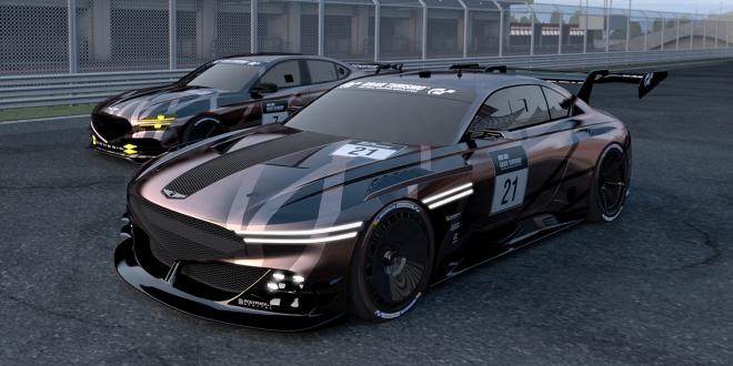 كشفت جينيسيس عن نسخ الواقع الافتراضي من سياراتها X الاختبارية وG70 سيدان بالعمل مع فريق لعبة جران توريزمو.