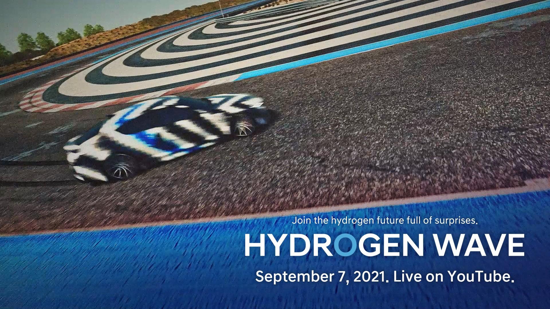 كشفت هيونداي عن فيديو تشويقي لسيارة جديدة بمحركات هيدورجينية استعداداً بعد أيام.