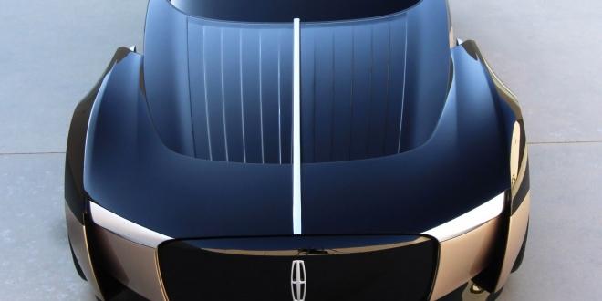 كشفت لنكولن عن سيارتها الاختبارية Anniversary والتي أتعرض رؤية طلاب التصميم لسيارات لينكولن لعام 2040 وما بعده.