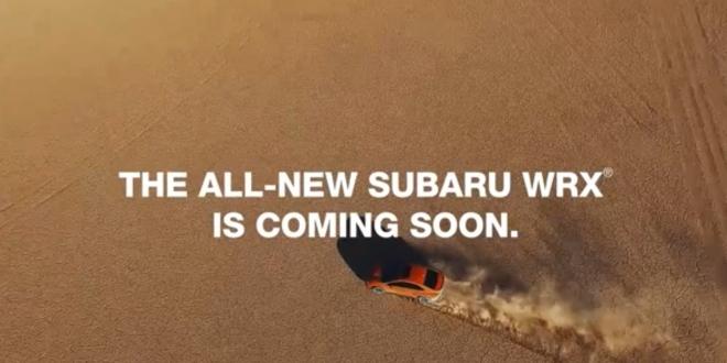 لمحت سوبارو إلى اقتراب موعد الكشف عن WRX 2022 الجديدة كلياً من خلال فيديو تشويقي قصير.