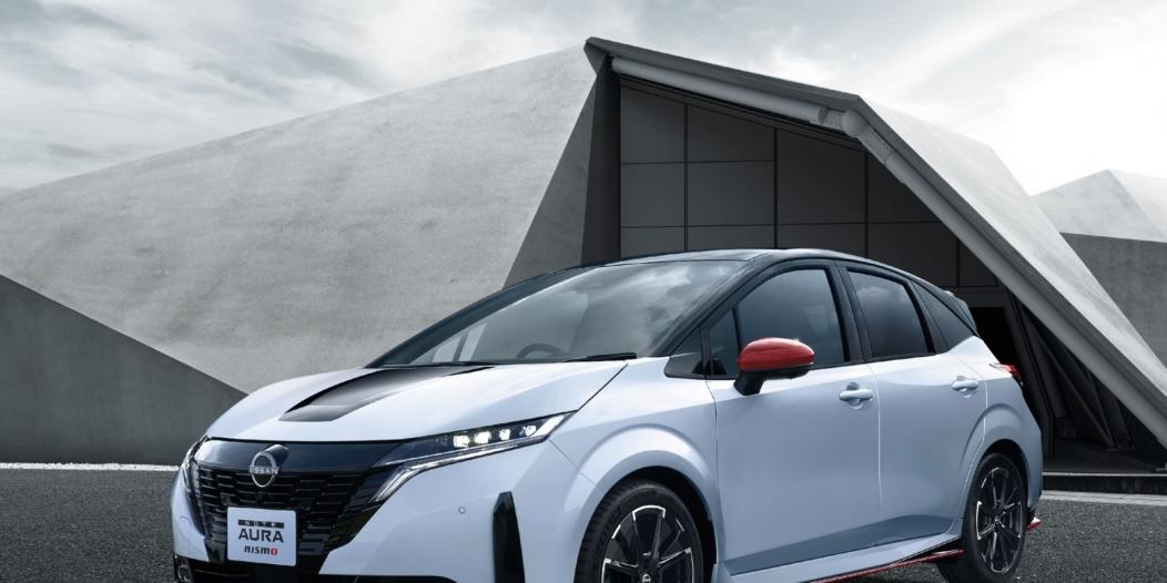 كشفت نيسان عن سيارة جديدة من قسم نيسمو للأداء العالي، Note Aura نيسمو.