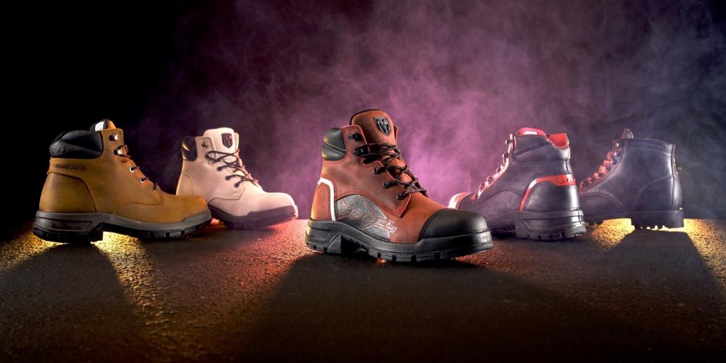 أعلنت رام عن مجموعة من الأحذية المميزة للراغبين من عملائها بالحصول على أزياء تتناسب مع سيارات البيك أب من الشركة الأمريكية.